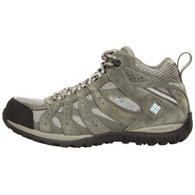Columbia Redmond - Chaussures Femme - Mid WP gris